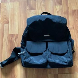 Baggallini black backpack